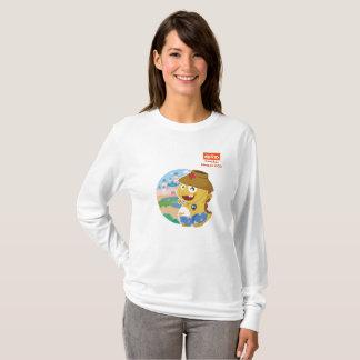 VIPKID Long Sleeve T-shirt For Teacher Megan DDR