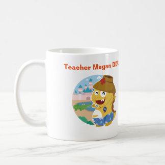 VIPKID Mug for Teacher Megan DDR