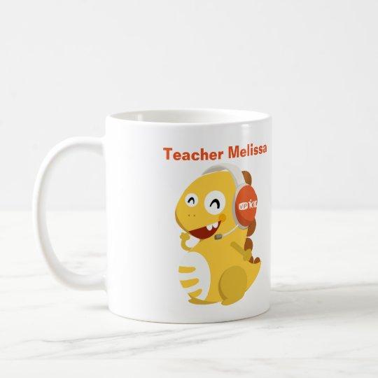 VIPKID Mug for Teacher Melissa