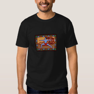 Virabhadrasana complete T-Shirt