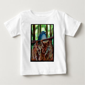 Vireo in Nest T-shirts