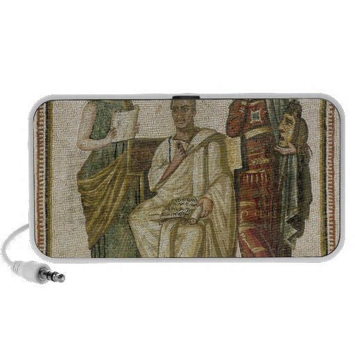 Virgil  and the Muses, from Sousse iPod Speaker