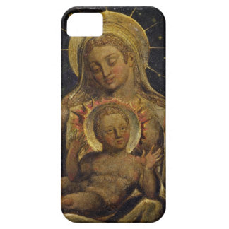 Virgin and Child, 1825 (tempera on panel) Barely There iPhone 5 Case
