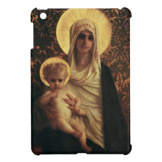 Virgin and Child, 1872 Case For The iPad Mini
