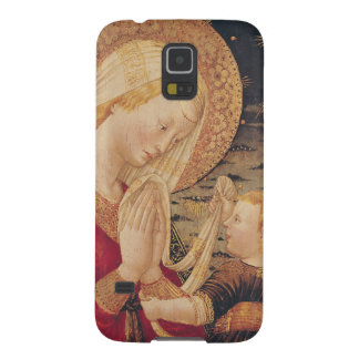 Virgin and Child 2 Galaxy S5 Cases