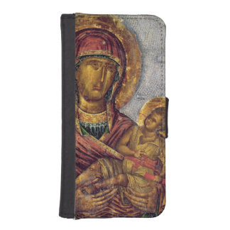 Virgin and Child 3 iPhone SE/5/5s Wallet Case