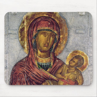 Virgin and Child 3 Mouse Pad