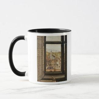 Virgin and Child Before a Firescreen, c.1440 2 Mug