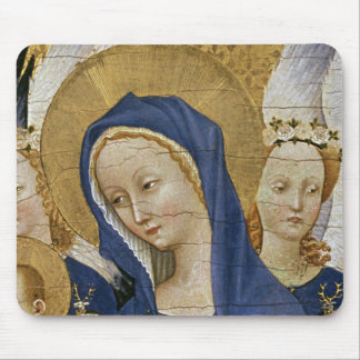 Virgin and Child, c.1395-99 Mouse Pad