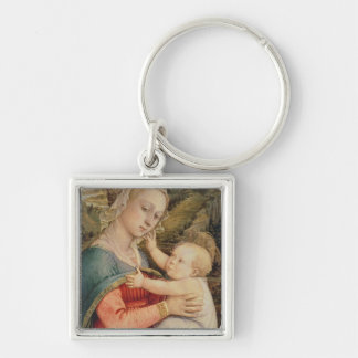 Virgin and Child, c.1465 Key Ring