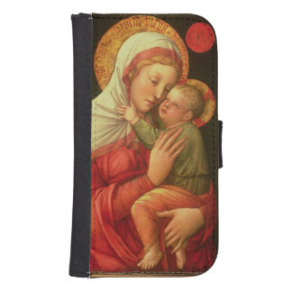 Virgin and Child, c.1465 (oil on panel)