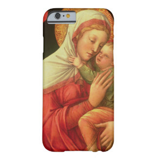 Virgin and Child, c.1465 (oil on panel) Barely There iPhone 6 Case