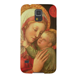 Virgin and Child, c.1465 (oil on panel) Cases For Galaxy S5
