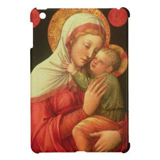 Virgin and Child, c.1465 (oil on panel) iPad Mini Cover