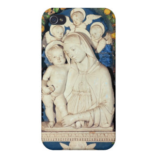 Virgin and Child Case For iPhone 4