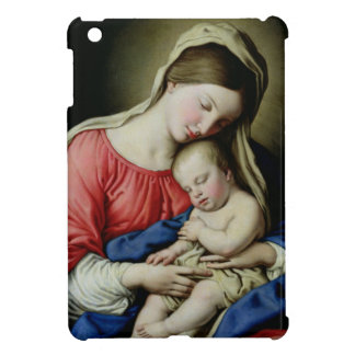 Virgin and Child Case For The iPad Mini