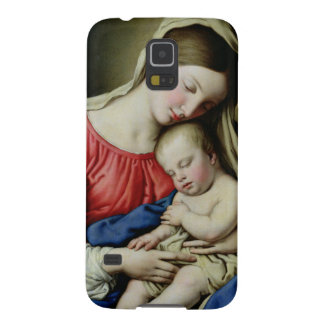 Virgin and Child Galaxy S5 Covers