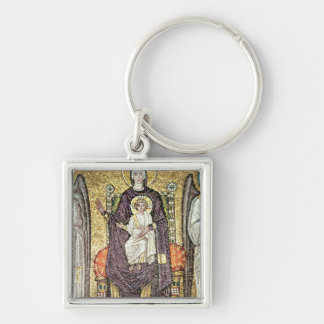 Virgin and Child Key Ring