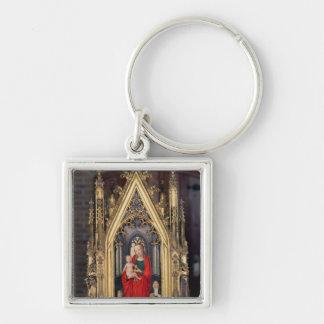 Virgin and Child Keychains