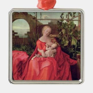 Virgin and Child 'Madonna with the Iris', 1508 Christmas Ornament