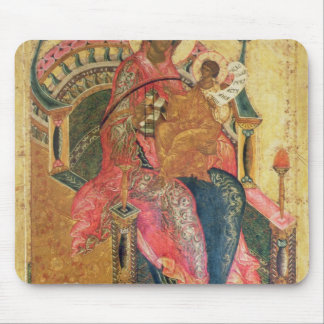Virgin and Child, Moscow School Mouse Mat