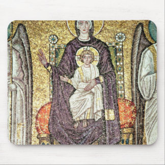 Virgin and Child Mouse Mat