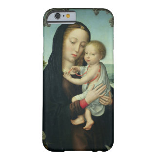 Virgin and Child (oil on panel) Barely There iPhone 6 Case