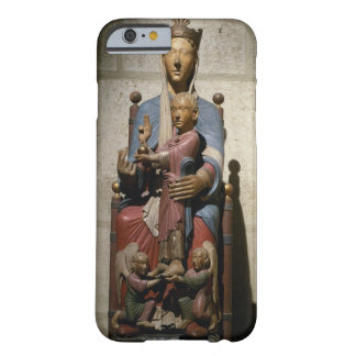 Virgin and Child, (polychrome wood) Barely There iPhone 6 Case