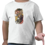 Virgin and Child with Angels Shirt