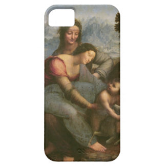 Virgin and Child with St. Anne, c.1510 Barely There iPhone 5 Case