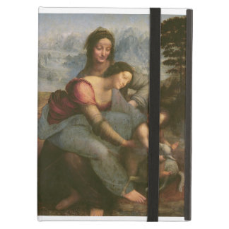 Virgin and Child with St. Anne, c.1510 iPad Air Cases