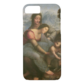 Virgin and Child with St. Anne, c.1510 iPhone 7 Case