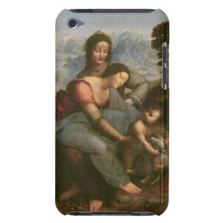 Virgin and Child with St. Anne, c.1510 iPod Touch Cases