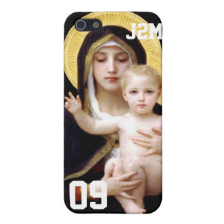 Virgin and the child 09 J2M Moyer Cases For iPhone 5