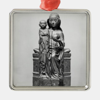 Virgin  closed, early 15th century christmas ornament
