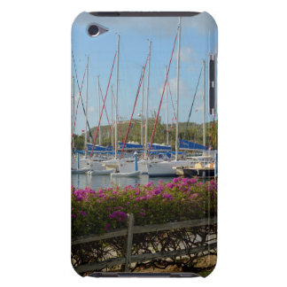 Virgin Gorda Yacht Harbor Barely There iPod Cases