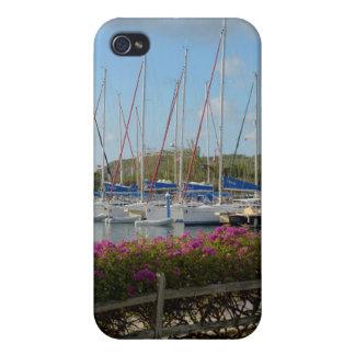 Virgin Gorda Yacht Harbor iPhone 4 Case