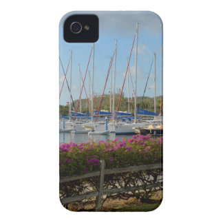 Virgin Gorda Yacht Harbor iPhone 4 Cover