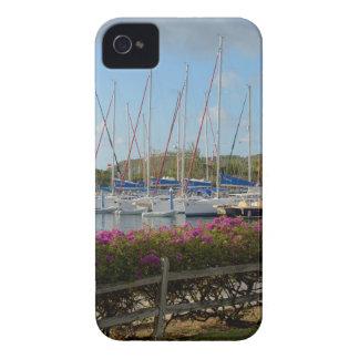 Virgin Gorda Yacht Harbor iPhone 4 Cover