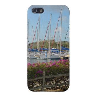 Virgin Gorda Yacht Harbor iPhone 5 Case