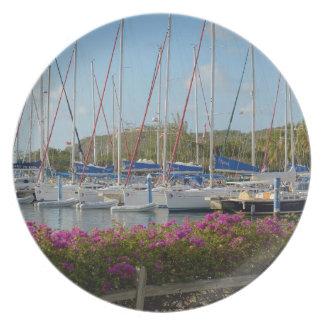 Virgin Gorda Yacht Harbor Plate