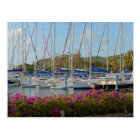 Virgin Gorda Yacht Harbour Postcard