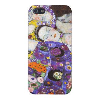 Virgin, Gustav Klimt iPhone 5/5S Cover