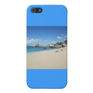 Virgin Island Picture iPhone 5/5S Covers