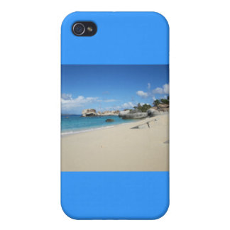 Virgin Island Picture Case For The iPhone 4