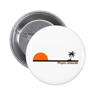Virgin Islands Pin