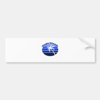 Virgin Islands Bumper Stickers