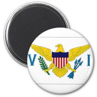 Virgin Islands Flag Magnet