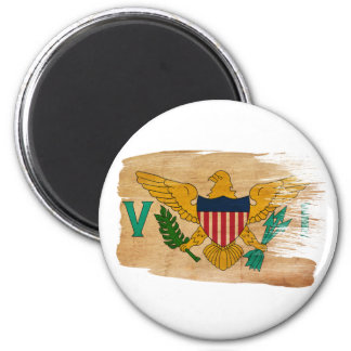 Virgin Islands Flag Magnets