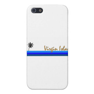 Virgin Islands iPhone 5 Cover